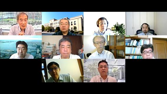 「マクロモデル研究会」をオンライン開催