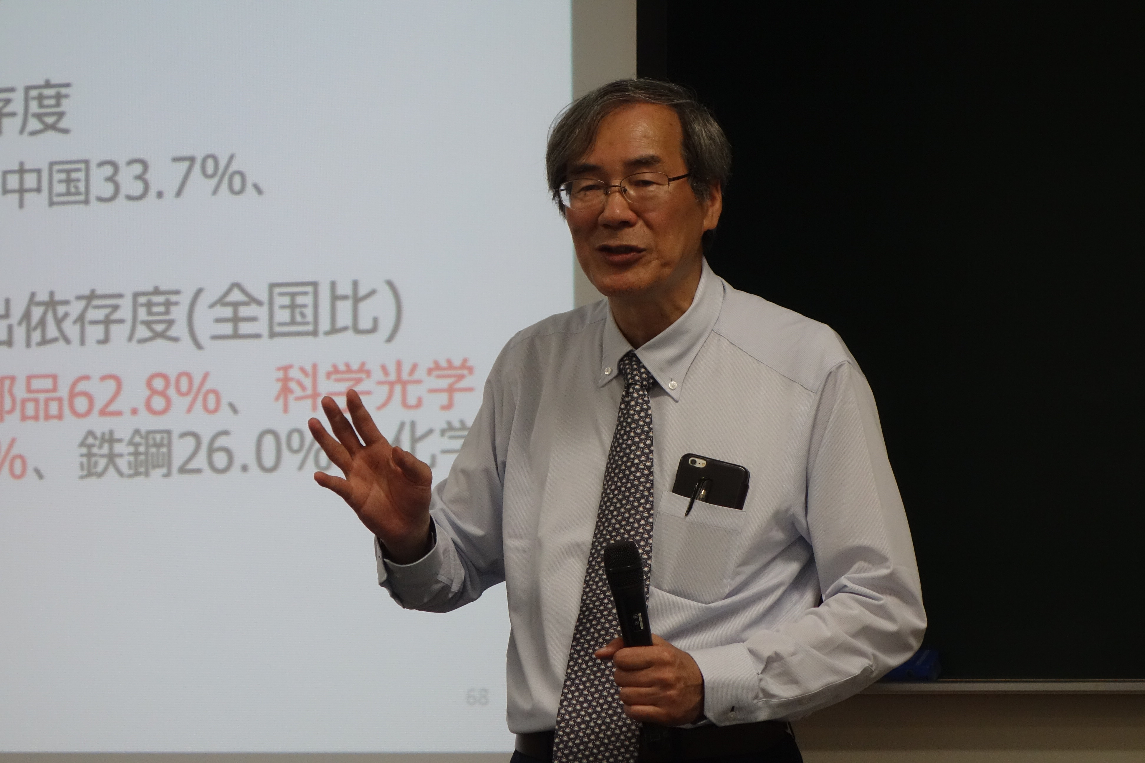 稲田センター長が京都大学東アジア経済研究センター シンポジウム2017で講演