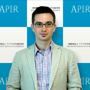 Brady研究員 が「Kyodo Weekly」に寄稿