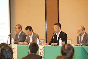 稲田センター長が近畿経済産業局説明会にパネリスト出演