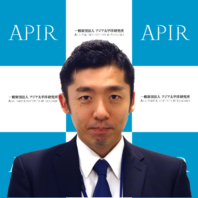 中山研究員 が「Kyodo Weekly」に寄稿