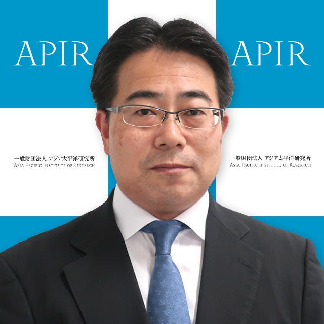 芝田総括調査役が「Kyodo Weekly」に寄稿